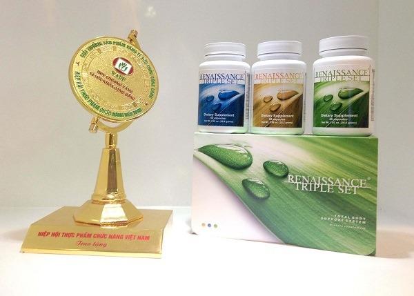 Chất lượng sản phẩm của công ty siberian wellness